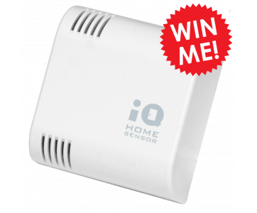 Meet us at IQRF Summit 2018 and Win a Sensor!