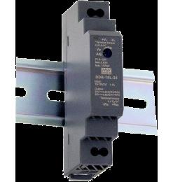 Power Supply for Industrial Gateway 24VDC/12VDC [DDR-15L-12]
