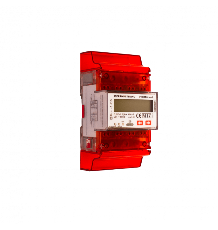 Energy meter Inepro PRO380-MOD CT MID