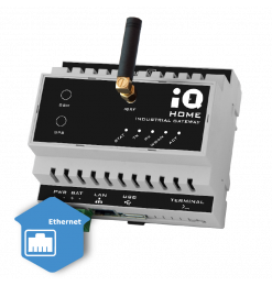 Industrial Gateway with Ethernet connection [GW-IND-01-ETH]