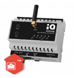Industrial Gateway with PoE support [GW-IND-01-POE]